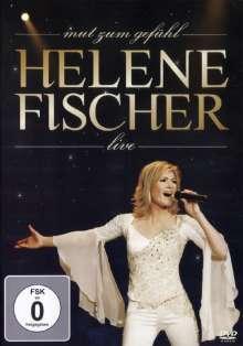 Helene Fischer: Mut zum Gefühl: Live 2008, DVD