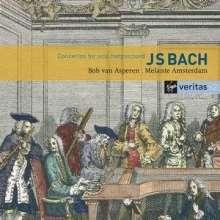 Johann Sebastian Bach (1685-1750): Cembalokonzerte BWV 1052-1059, 2 CDs