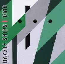 OMD (Orchestral Manoeuvres In The Dark): Dazzle Ships, CD