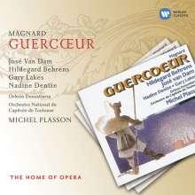 Alberic Magnard (1865-1914): Guercoeur (Musikalische Tragödie), 3 CDs