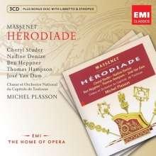 Jules Massenet (1842-1912): Herodiade, 3 CDs