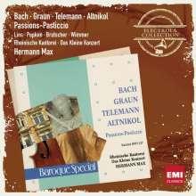 Passions-Pasticcio, 2 CDs