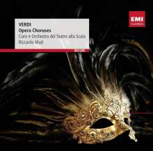 Giuseppe Verdi (1813-1901): Opernchöre, CD