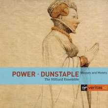 Lionel Power (1375-1445): Messen & Motetten, 2 CDs