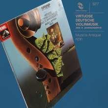 Virtuose deutsche Violinmusik des 17.Jahrhunderts, CD