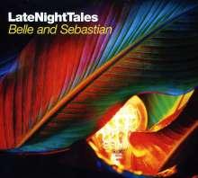 Belle & Sebastian: Late Night Tales Vol.2, CD