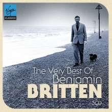 Benjamin Britten (1913-1976): The Very Best of Britten, 3 CDs