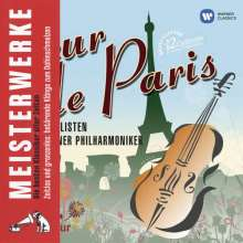 Die 12 Cellisten der Berliner Philharmoniker - Fleur de Paris, CD