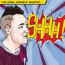 Nigel Kennedy (geb. 1956): Shhh!, CD
