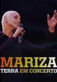 Mariza: Terra Em Concerto, DVD