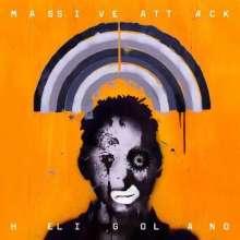 "Massive Attack: Heligoland (180g Deluxe Version) (2LP +12"" + CD), 3 LPs und 1 CD"