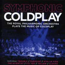 Royal Philharmonic Orchestra: Plays The Music Of Coldplay, CD