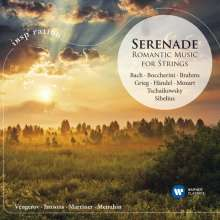 Inspiration - Serenade (Romantic Music For Strings), CD