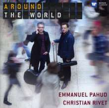 Emmanuel Pahud - Around the World, CD