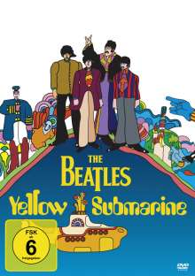 The Beatles: Yellow Submarine (Limited Edition), DVD