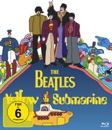 The Beatles: Yellow Submarine  (Limited Edition), Blu-ray Disc