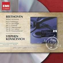Ludwig van Beethoven (1770-1827): Klaviersonaten Nr.8,14,21,23,26,29, 2 CDs