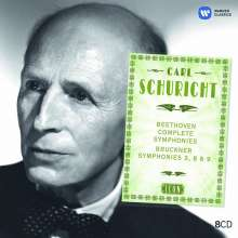 Carl Schuricht - Complete EMI Recordings (Icon Series), 8 CDs