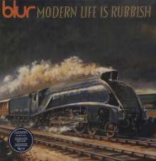 Blur: Modern Life Is Rubbish (180g) (Special Limited Edition), 2 LPs