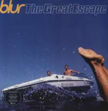 Blur: The Great Escape (180g) (Special Limited Edition), 2 LPs