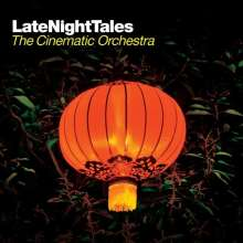 The Cinematic Orchestra: Late Night Tales, CD