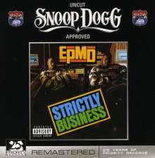 EPMD: Strictly Business, CD