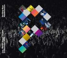 Pet Shop Boys: Pandemonium: Live 2009 (CD + DVD), 1 CD und 1 DVD