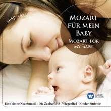 Mozart für mein Baby, CD