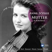 Anne-Sophie Mutter - A Portrait, CD