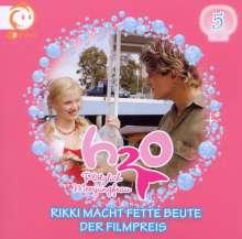 H2O - Plötzlich Meerjungfrau! 05. Rikki macht fette Beute / Der Filmpreis, CD