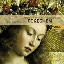 Johannes Ockeghem (1430-1497): Missa pro defunctis (Requiem), 2 CDs