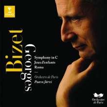 Georges Bizet (1838-1875): Symphonie D-Dur, CD