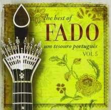 The Best Of Fado: Um Tesouro Portugues Vol.5, CD