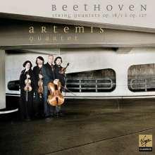 Ludwig van Beethoven (1770-1827): Sämtliche Streichquartette Vol.5 (Artemis-Quartett), CD