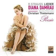 """Diana Damrau - Strauss-Lieder """"Poesie"""", CD"""