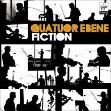 Quatuor Ebene - Fiction, CD