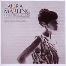"""Laura Marling: I Speak Because I Can (Jewelcase) (mit der """"Liebesmusik"""" aus """"Körper und Seele""""), CD"""