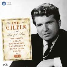 Emil Gilels - Complete EMI Recordings (Icon Series), 9 CDs