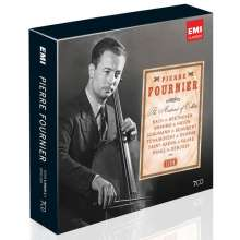 Pierre Fournier - The Aristocrat of Cellists (Icon Series), 7 CDs