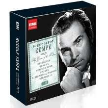 Rudolf Kempe - The Genius of the Podium (Icon Series), 11 CDs