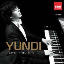 Yundi - Live in Peking (CD & DVD), 1 CD und 1 DVD