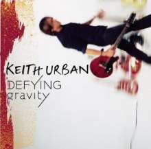 Keith Urban: Defying Gravity (+ Bonus Tracks), CD
