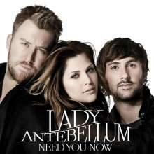Lady Antebellum: Need You Now, CD
