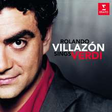 Rolando Villazon singt Verdi, CD