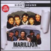 Marillion: Sight & Sound: Greatest Hits (CD + DVD), CD