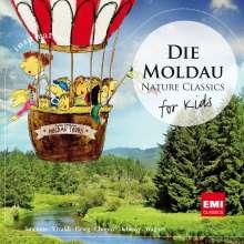 Nature Classics for Kids - Die Moldau, CD