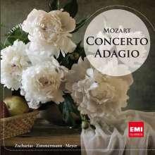 Wolfgang Amadeus Mozart (1756-1791): Mozart - Concerto Adagio, CD