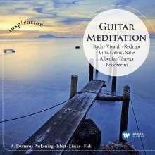 Guitar Meditation, CD
