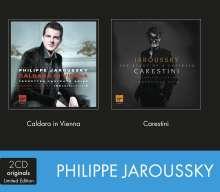Philippe Jaroussky - Carestini & Caldara in Vienna, 2 CDs