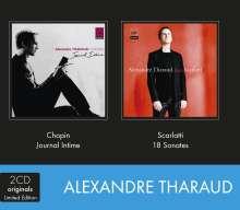 Alexandre Tharaud - Scarlatti & Chopin, 2 CDs